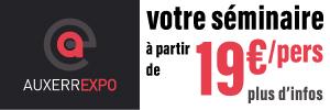 pack séminaire Auxerrexpo