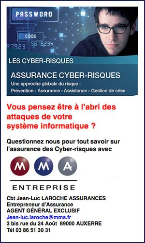Assurance cyber-risques MMA