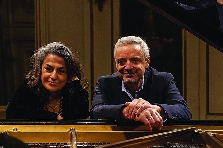 Aimez-vous Brahms ? Le duo BENZAKOUN devrait subjuguer les mélomanes…