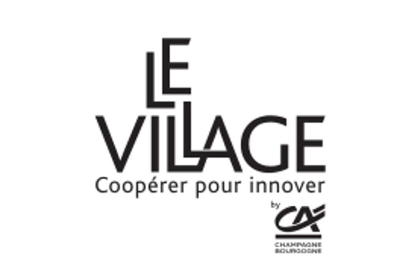 Les start-ups sont les bienvenues au « Village », concept novateur du Crédit agricole Champagne Bourgogne
