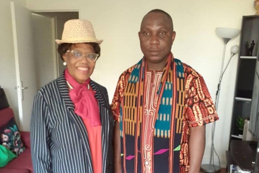 Il reçoit un prix international : l'Auxerrois Dieusmonde TADET plébiscité par une sommité universitaire africaine