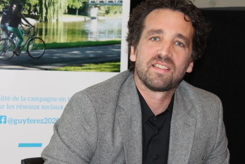 Trois membres du MODEM sont sur la liste de Guy FEREZ : la mise au point explicite de Mathieu DEBAIN…