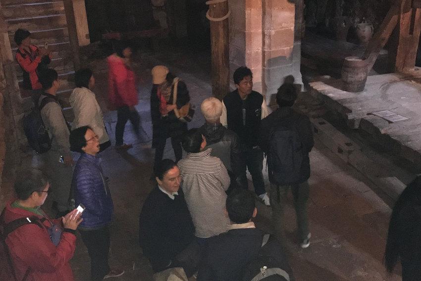 Quatorze ressortissants de Hong-Kong choisissent l'agence IDEGO pour visiter le domaine Maria CUNY…