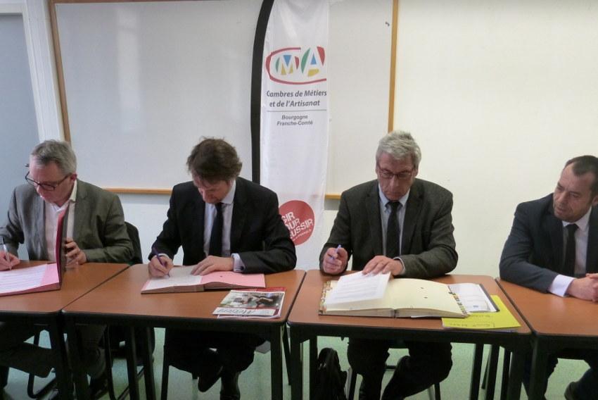 La Banque Populaire de Bourgogne Franche-Comté renouvelle son plan d'action favorable aux artisans