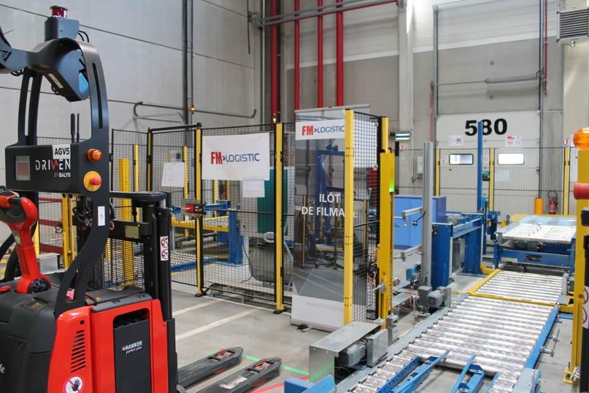 Technologie et automatisation optimisent le travail du logisticien FM LOGISTIC