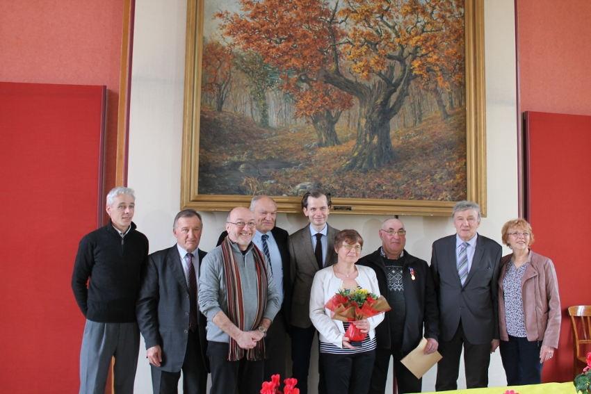 Le monde agricole plébiscite l'un des siens : Didier BOIVIN, médaille Grand Or pour 41 ans de carrière…