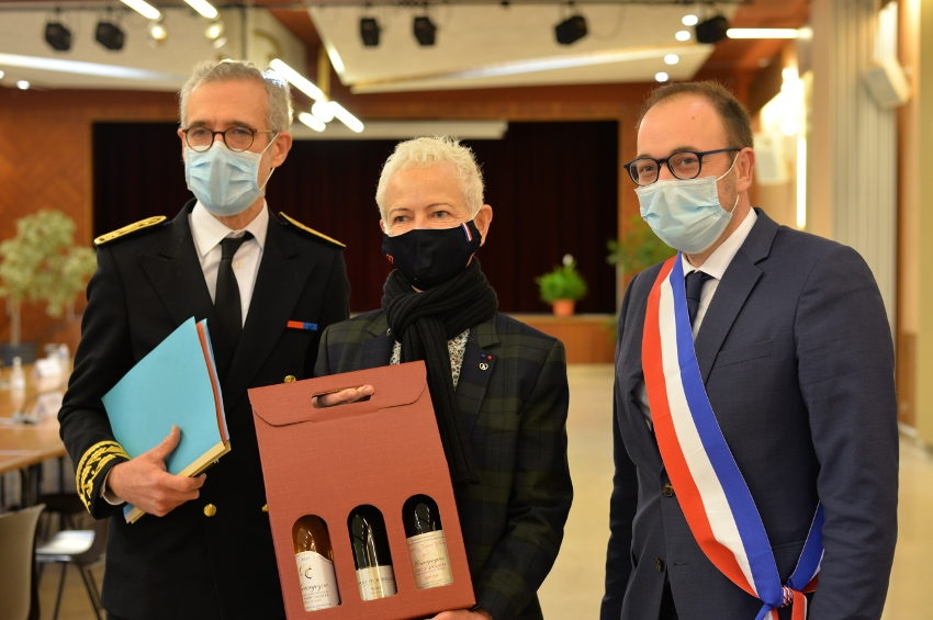 Le retour d'expérience fait tilt auprès de la ministre : Brigitte KLINKERT salue un dispositif innovant testé dans l'Yonne…