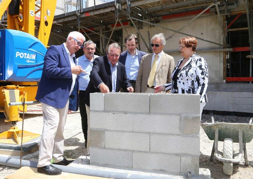 Le futur IBIS Budget à Auxerre se construit : le projet est évalué à 2,5 millions d'euros…