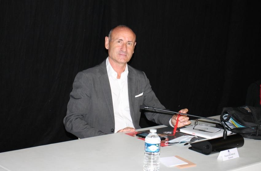 Qui reste le patron du MoDem dans l'Yonne ? Evidemment, c'est Pascal HENRIAT !