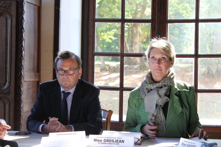 Pascale GROSJEAN : « Le CLEA est un véritable pari sur l'avenir pour la jeunesse de Puisaye-Forterre… »