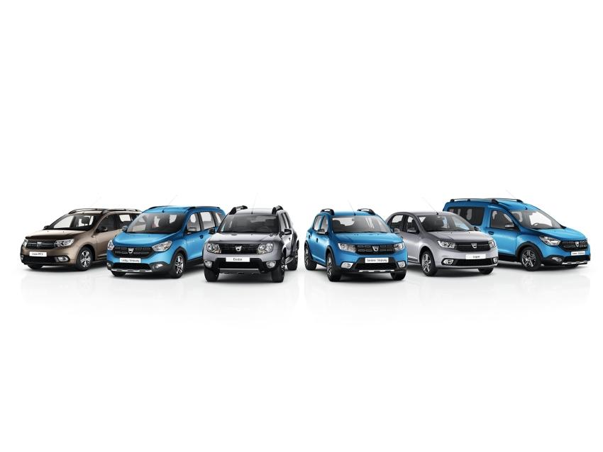Face à la mutation du marché, DACIA privilégie le GPL sur ses véhicules