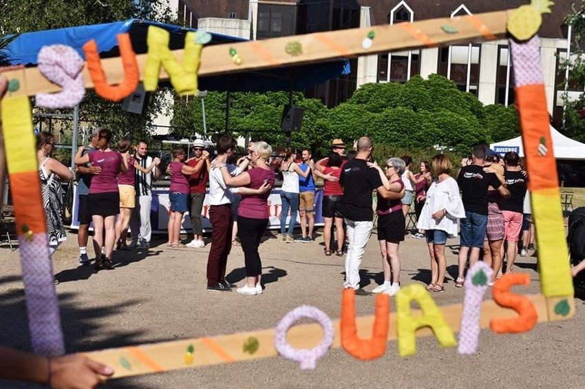 La preuve par trois pour la JCE : un florilège d'animations pour célébrer la fin de l'été à Auxerre !