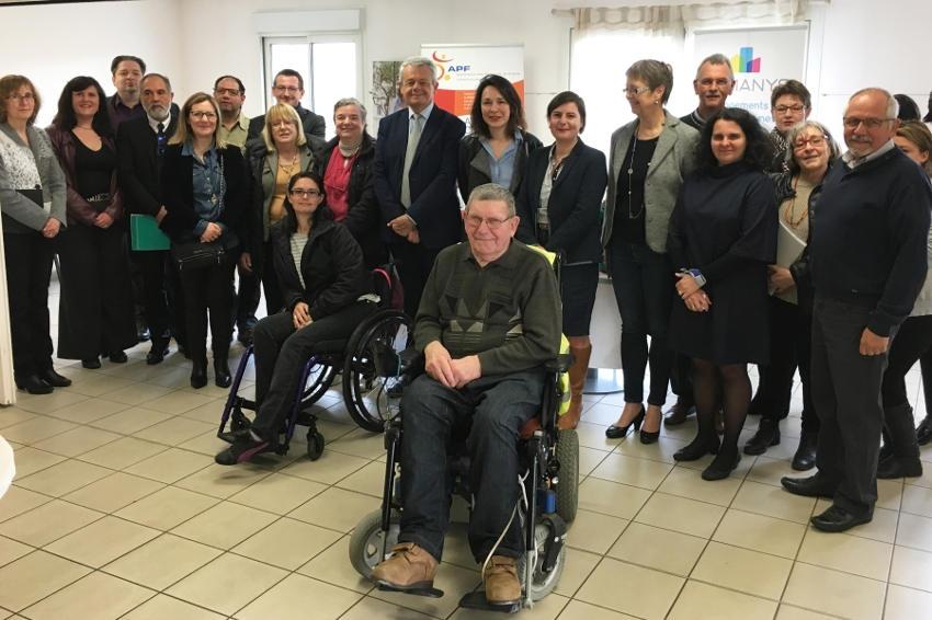 DOMANYS priorise l'accessibilité grâce à un partenariat avec l'Association des Paralysés de France…