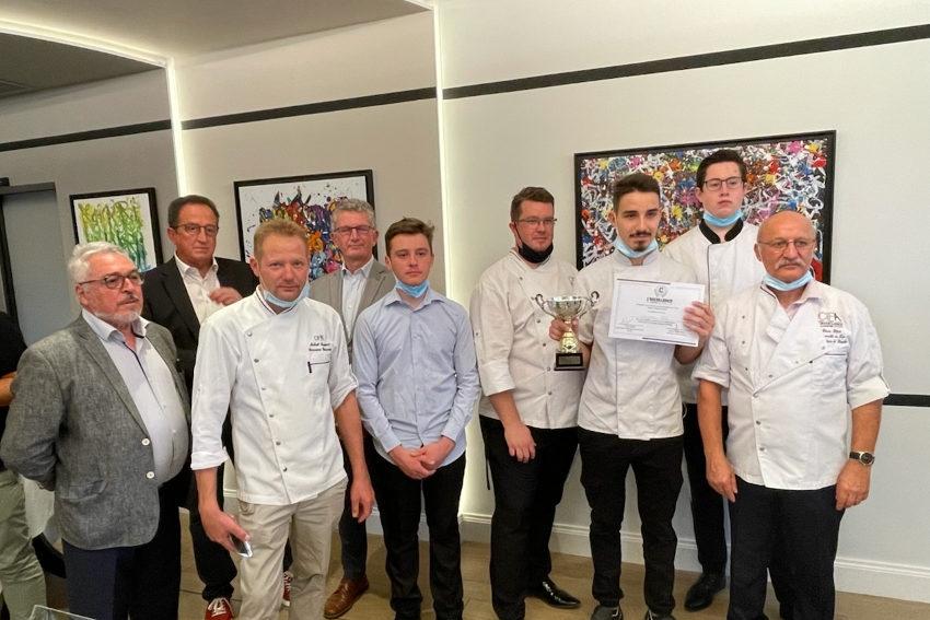 C'est de la graine de champions : Benjamin PETIT (boulangerie) et Clément MAMES (pâtisserie) en virtuoses