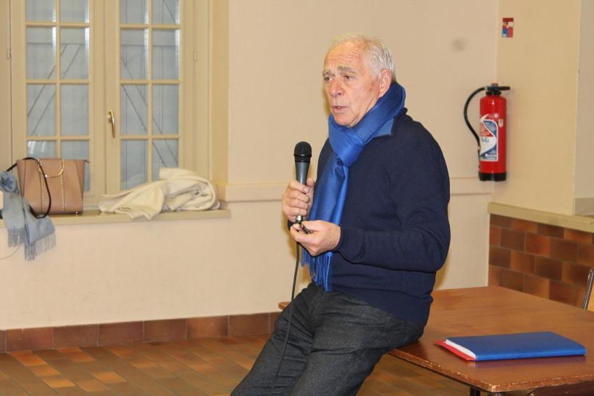 Grand débat : François PATRIAT (LREM) défend l'action gouvernementale et distille ses propres suggestions…