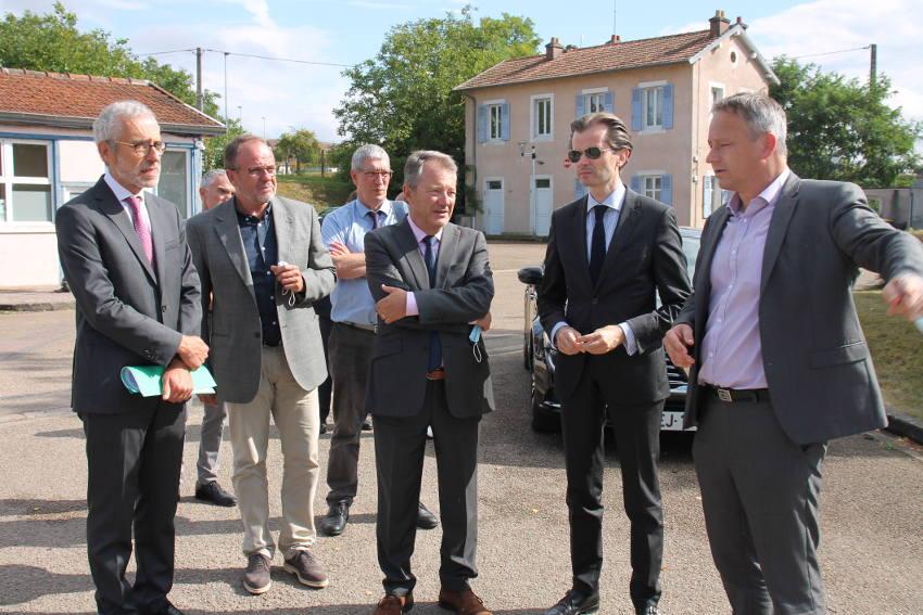 La CCI bénéficie du plan de relance : cure de jouvence très attractive pour la pépinière d'entreprises d'Auxerre