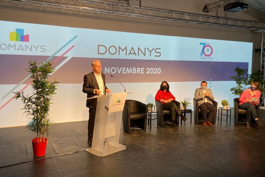 Le joli cadeau de DOMANYS aux artisans de l'Yonne : 26 millions d'euros seront investis dans le logement en 2021 !