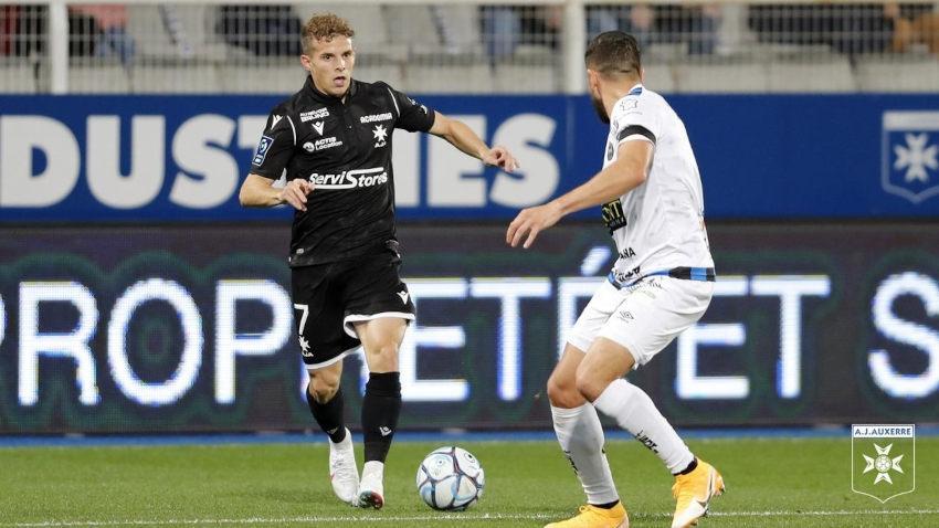 L'AJ Auxerre nourrit de beaux espoirs face à l'AS Nancy-Lorraine : c'est la lutte finale pour être barragiste !