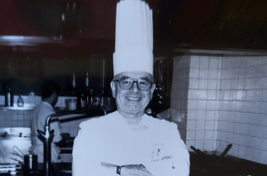 Il était l'un des chefs talentueux de sa génération : Charles GODARD rejoint le paradis des maîtres de la gastronomie…