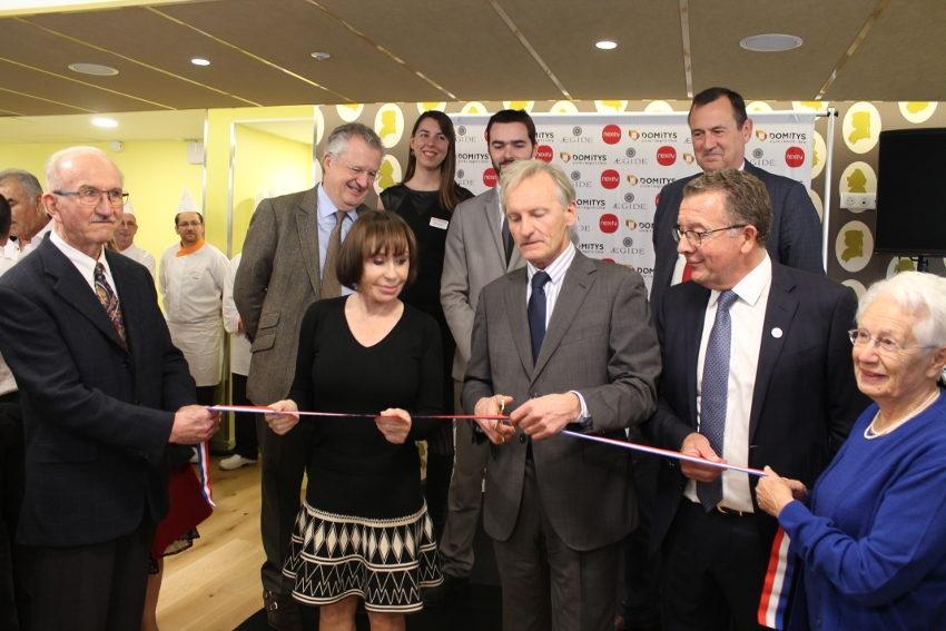 Grâce à « Terres de Bourgogne », DOMITYS ajoute une 66ème vitrine à son parc de résidences services seniors