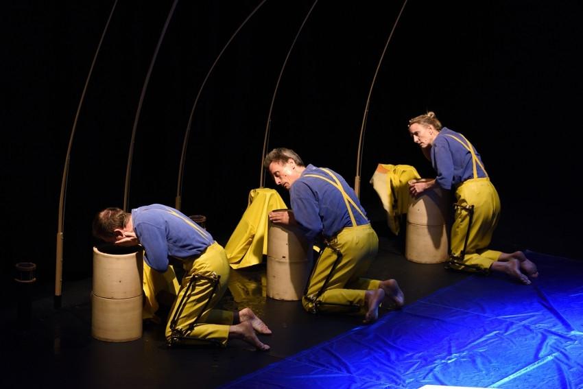 « MOUsSON » : un ballet aussi visuel que musical pour voyager très loin…