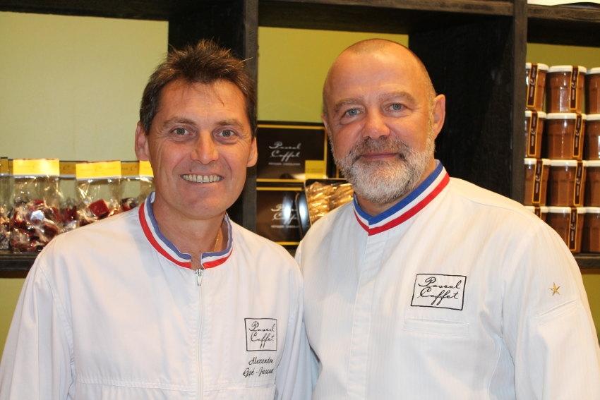 Pascal CAFFET : le savoir-faire du champion du monde des desserts rayonne jusqu'au Japon…