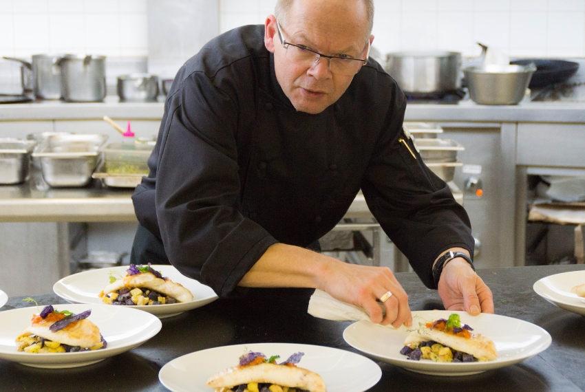 IRON COOK 2018 : la crise de la cinquantaine n'a pas d'emprise sur Thierry LAMBERT, pépite de la gastronomie…
