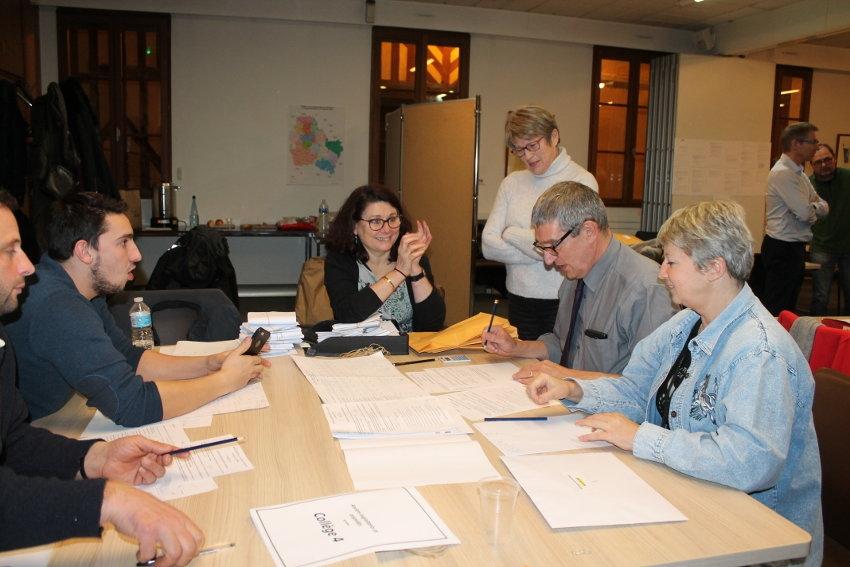 La FDSEA, sans surprise, a été réélue dans un fauteuil à la Chambre d'agriculture de l'Yonne jusqu'en 2025…