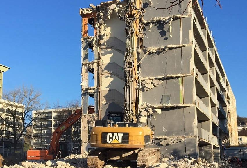 M-G DUFAY chez SAS MICHEL : les déchets de la déconstruction deviendront-ils les matériaux de demain ?