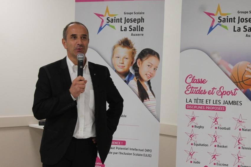 L'école Sainte-Thérèse gagne en amplitude : Saint-Joseph-la-Salle bénéficie du savoir-faire des architectes d'ATRIA…