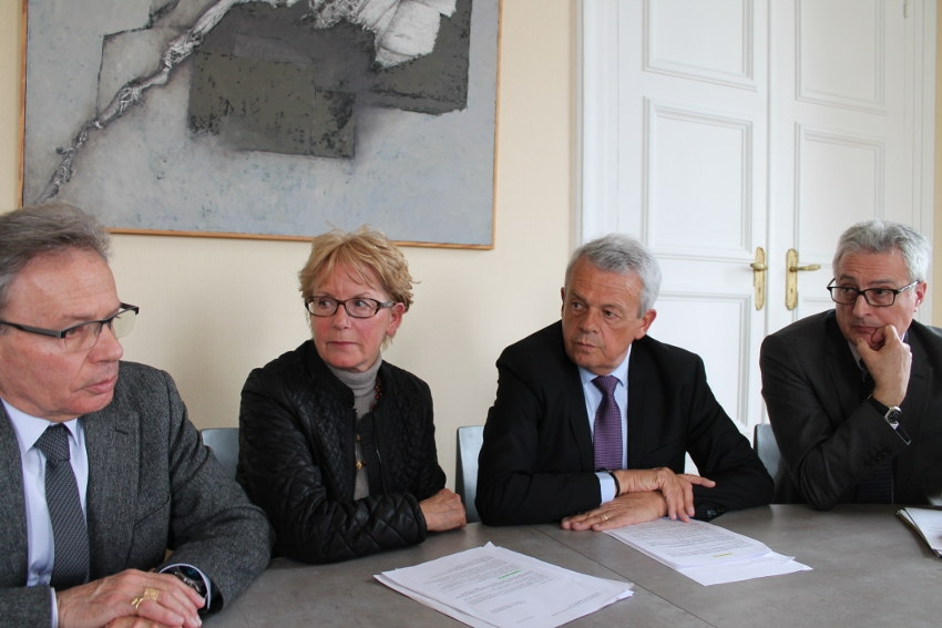 Les enfants de Seignelay et d'Héry resteront scolarisés au collège Albert Camus à Auxerre