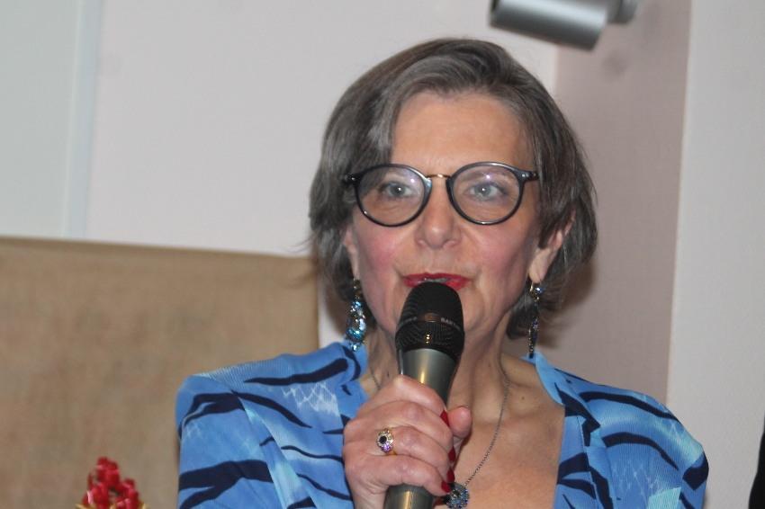 L'Education nationale fut toute sa vie : révérence vers la retraite pour une « belle personne », Annie PARTOUCHE…