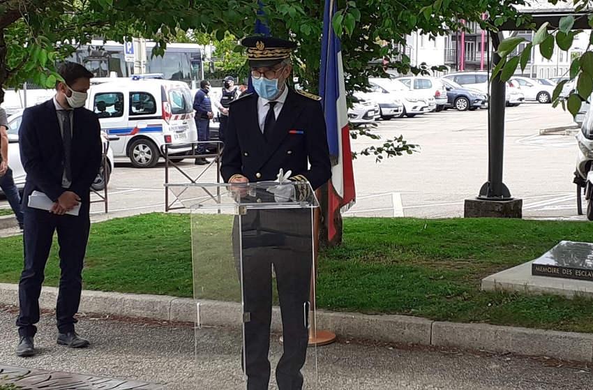 Trois élus regrettent des absences : la commémoration de l'abolition de l'esclavage ne fait pas recette à Auxerre