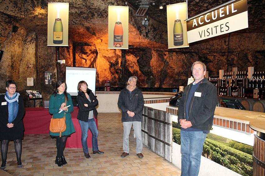 Les Caves de BAILLY LAPIERRE offrent de nouvelles opportunités de visite…