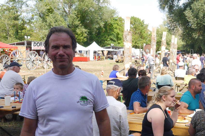 5 000 visiteurs découvrent l'art du bûcheronnage : la 4ème Fête du bois de Pont-sur-Yonne valorise la filière