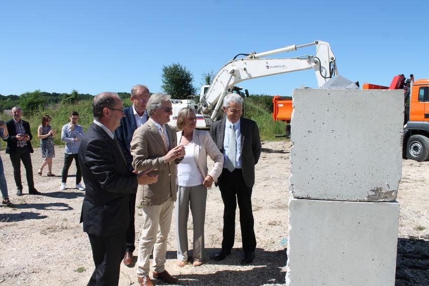 Naissance du Parc d'activités économiques de l'Auxerrois : le nouvel atout maître de l'entrepreneuriat dans l'Yonne…