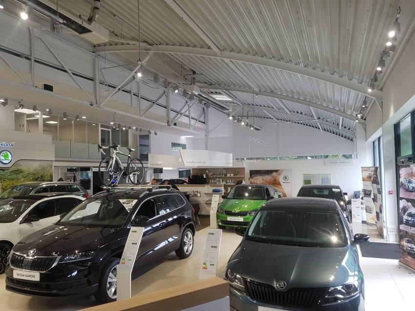 La Seine et Marne accrédite le désir de conquête du marché francilien pour JEANNIN AUTOMOBILES