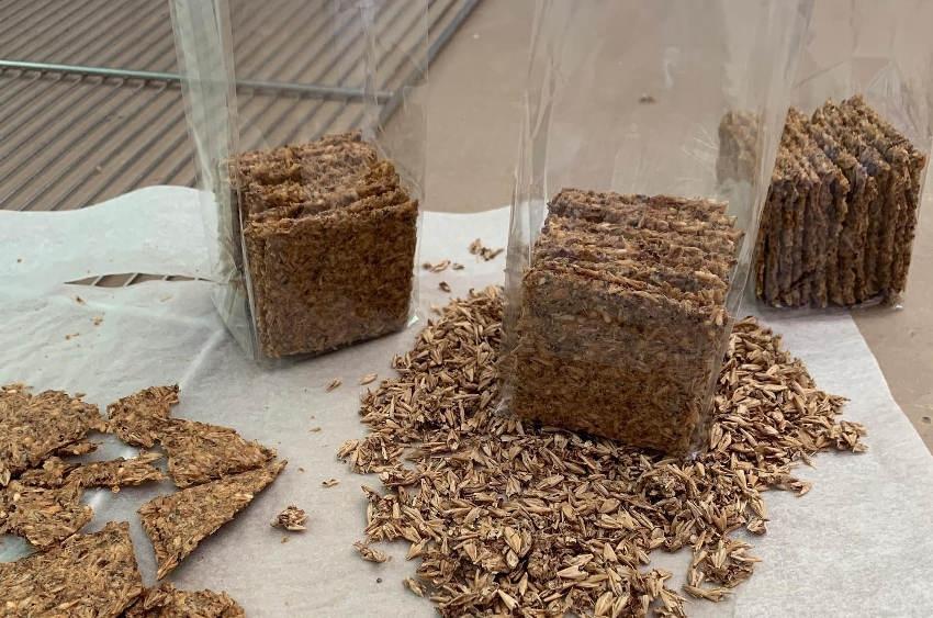 Les consommateurs vont craquer pour lui : PYNEAU PRUNUTZ et FAYYAR imaginent un biscuit apéritif original