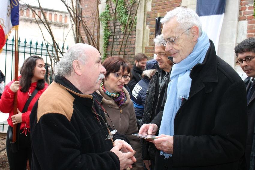 La poésie de Victor HUGO fil d'Ariane entre le chanteur Gérard-André et l'ex-ministre Jean-Louis BIANCO…