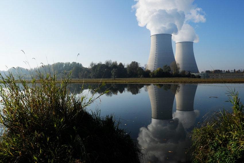 La filière du nucléaire porteuse d'emplois : la centrale de Belleville-sur-Loire accueille de nouvelles recrues