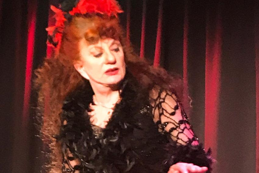 Le « rire de Marianne SERGENT » pour clore le 13ème Festival du spectacle vivant…