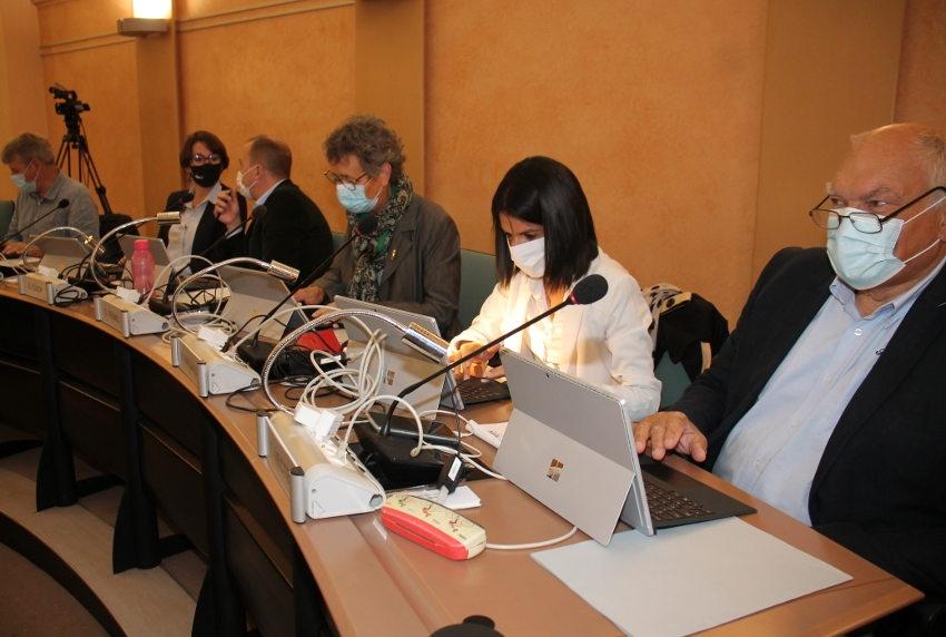 Ils se veulent opiniâtres : les « Engagés pour l'Yonne » ne feront pas de figuration au Département