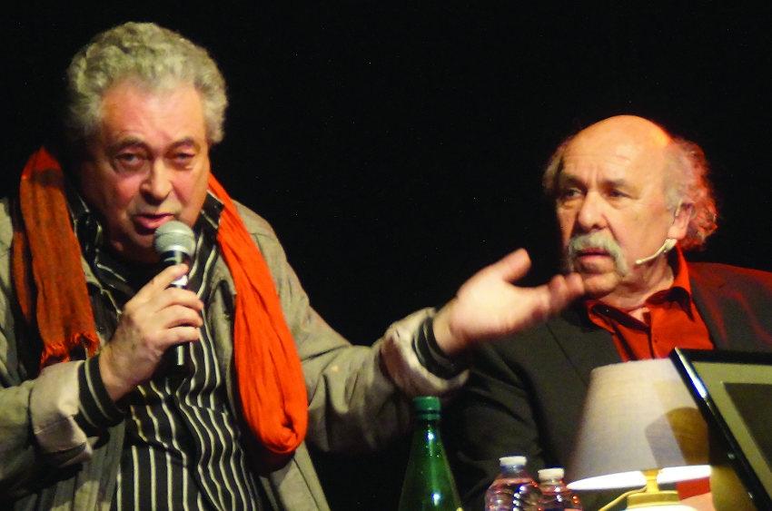 Le réalisateur Claude ROUTHIAU consacre un film à Gérard-André : portrait abouti d'un chanteur engagé…