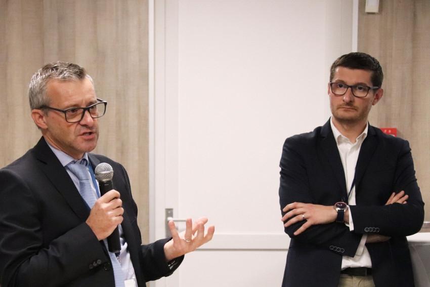 Les dirigeants de BIGMAT GOURMAND font le plein de réflexions stratégiques au colloque international de Porto