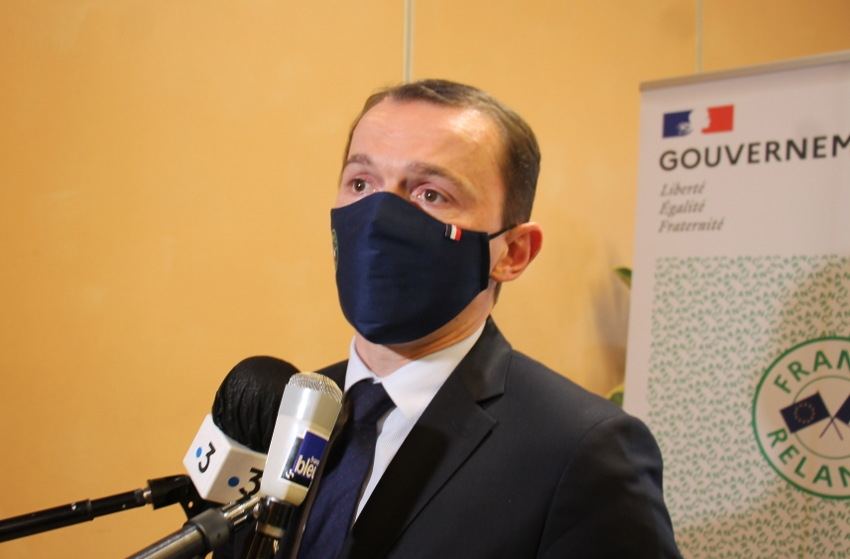 FM LOGISTIC : le gouvernement veille au grain sous l'impulsion de Jean-Baptiste LEMOYNE