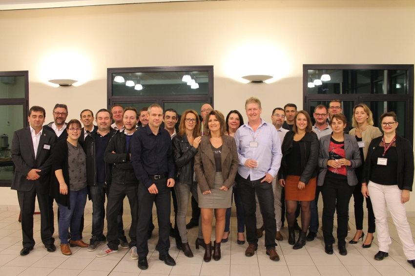 Le BNI accroît sa présence dans l'Yonne, entre recommandations d'affaires et développement personnel…