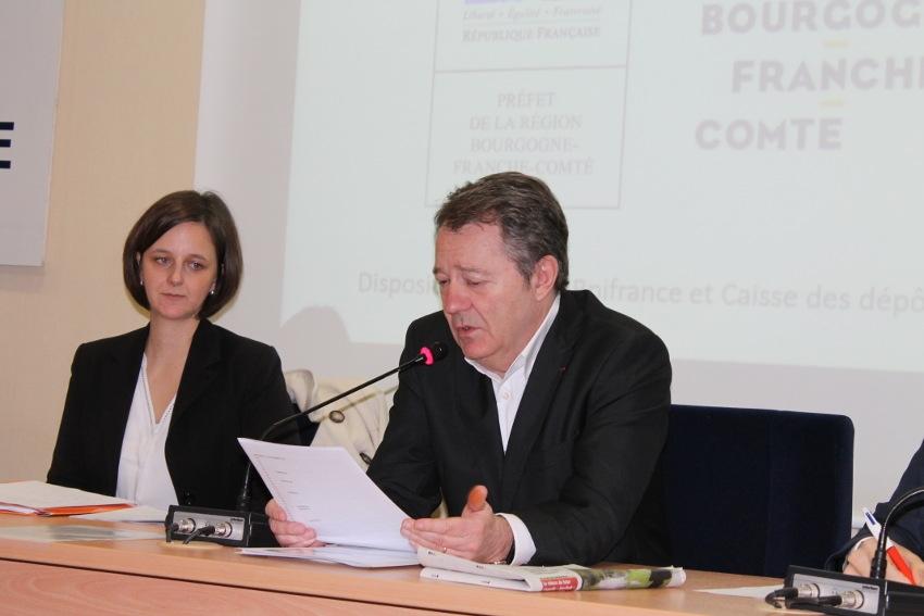 Les institutionnels soutiennent les projets innovants des entreprises régionales avec 21 millions d'euros à la clé…
