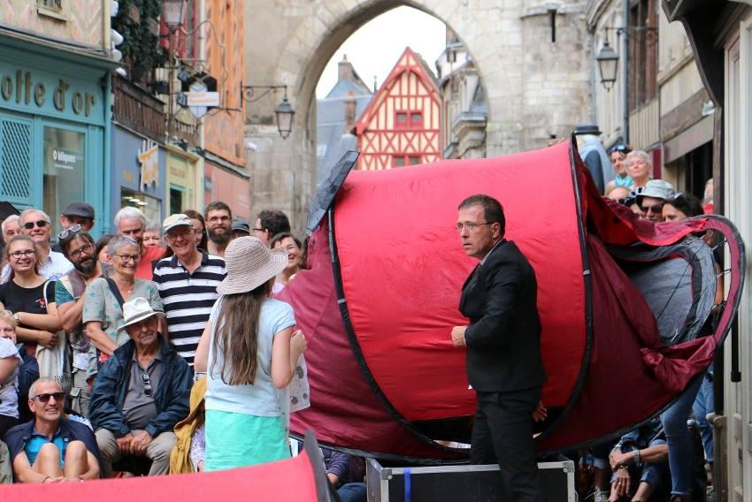 L'été sera « show » à Auxerre : un programme éclectique et ludique à faire pâlir ceux partis en vacances !