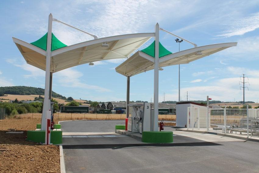 Le gaz naturel choisi par PICQ ET CHARBONNIER pour disposer d'une des flottes les plus propres de France…
