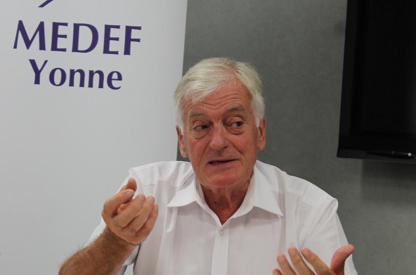 Le MEDEF de l'Yonne approuve le plan de réorganisation adopté au Pôle Formation 58 89